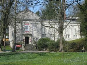 Die Staatliche Kunsthalle Baden-Baden