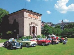 Oldtimer-Meeting Baden-Baden